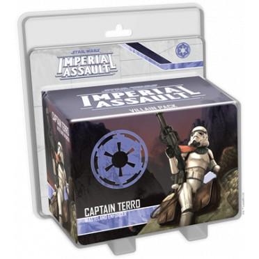 Star Wars: Captain Terro Villain Pack