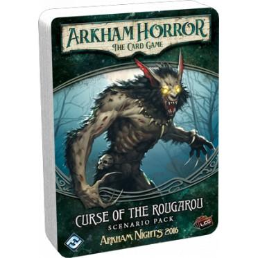 Arkham Horror : The Card Game - Curse of the Rougarou Scenario Pack (POD)
