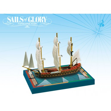 Sails of Glory - Protée 1772 - Éveillé 1772