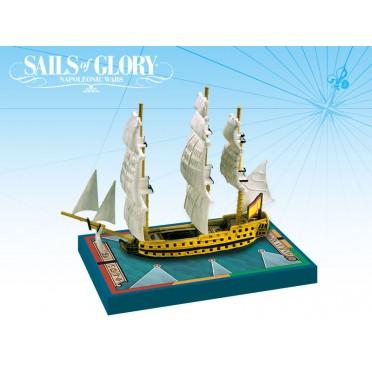 Sails of Glory -San Juan Nepomuceno 1766 - San Francisco de Asis 1767