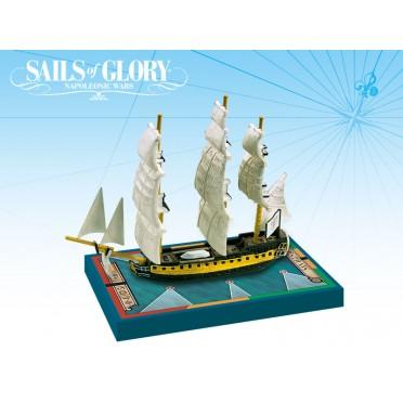 Sails of Glory - San Agustin 1768 - Bahama 1783