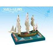 Sails of Glory - HMS Bahama 1805 - HMS San Juan 1805