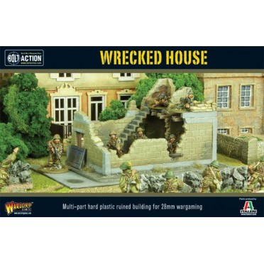 Bolt Action - Wrecked House