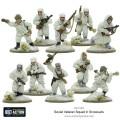 Bolt Action - Soviet Veteran Squad in Snowsuits 1
