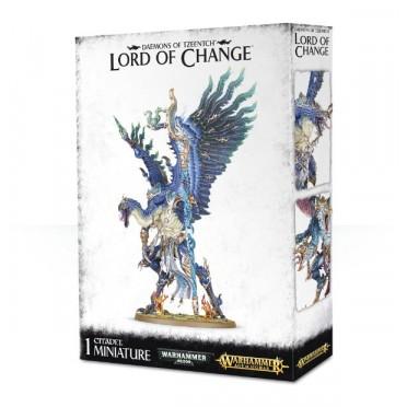 Age of Sigmar : Chaos - Deamons of Tzeentch Lord of Change