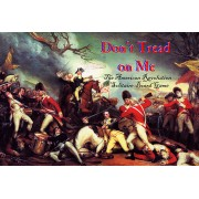 Don't Tread On Me: The American Revolution Solitaire Board Game
