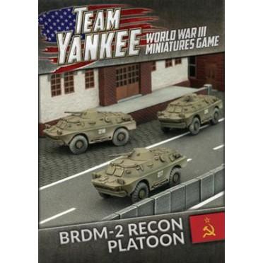 Team Yankee - BRDM-2 Recon Platoon