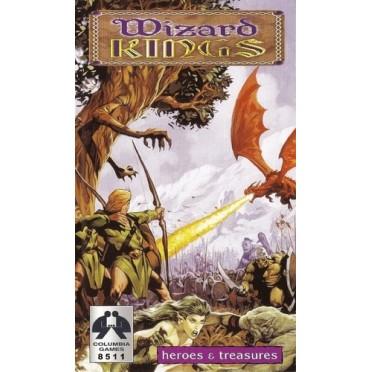 Wizard Kings - Heroes and Treasures