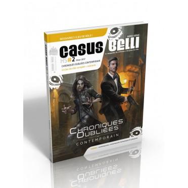 Casus Belli Hors série n°2 - Chroniques Oubliées : Contemporain