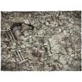 Terrain Mat Cloth - Urban Ruins - 120x180 4