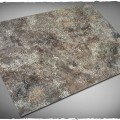 Terrain Mat Mousepad - Urban Ruins - 120x120 0