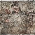 Terrain Mat Mousepad - Urban Ruins - 120x120 2