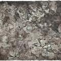 Terrain Mat Mousepad - Urban Ruins - 90x90 3