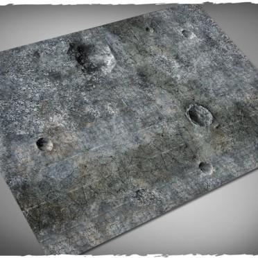 Terrain Mat Cloth - City Ruins - 120x120