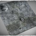 Terrain Mat Mousepad - City Ruins - 90x90 0
