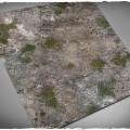 Terrain Mat Cloth - Medieval Ruins - 90x90 0