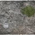 Terrain Mat Cloth - Medieval Ruins - 90x90 2