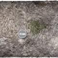 Terrain Mat Cloth - Medieval Ruins - 90x90 3
