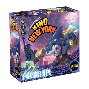 King of New York - Power Up (Anglais)