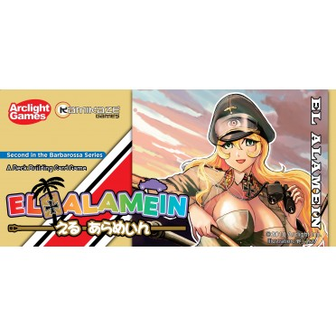Barbarossa (Anglais) - El Alamein
