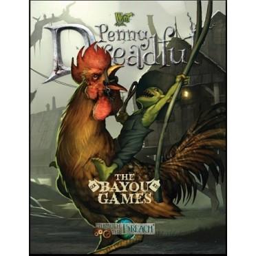 Through The Breach - The Bayou Games Penny Dreadful