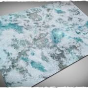 Terrain Mat Mousepad - Frostgrave - 120x180