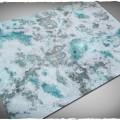 Terrain Mat Cloth - Frostgrave - 120x180 0