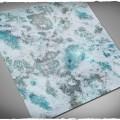 Terrain Mat Cloth - Frostgrave - 120x120 0