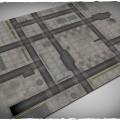 Terrain Mat Mousepad - Cityscape 1 - 120x180 0