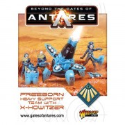 Antares - Freeborn Heavy Support Team with X-howitzer