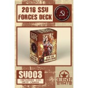Dust 1947 - SSU Forces Deck