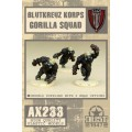 Dust - Blutkreuz Korps Gorilla Squad 0