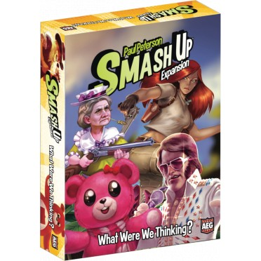 Smash Up (Anglais) - What Were We Thinking