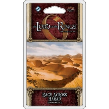Lord of the Rings LCG - Race Across Harad