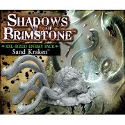 Shadows of Brimstone - Sand Kraken XXL Enemy Pack Expansion