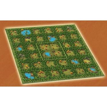 Dwar7s Fall - Playmat