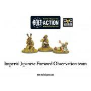 Bolt Action - Imperial Japanese FOO Team