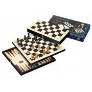 Set Backgammon / Schach / Dame