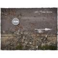 Terrain Mat PVC - Walking Dead City - 120x180 1