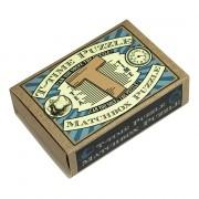 Matchbox Puzzle - T Time Puzzle