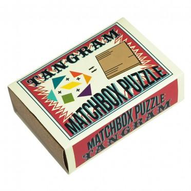 Matchbox Puzzle - Tangram