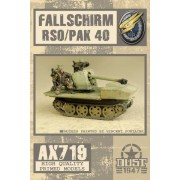 Dust - Fallschirm RSO/PaK 40