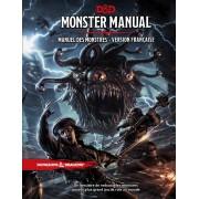 Dungeons & Dragons  5e Éd. : Monster Manual - Manuel des Monstres - Version française