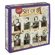 Great Minds - Set of 8 Puzzles