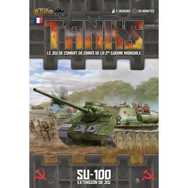 TANKS : SU-100 - Extension de jeu