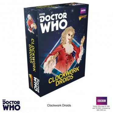 Doctor Who - Clockwork Droids