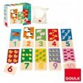 Duo Puzzle 1-10 - 20 Pièces 1