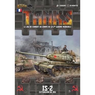 TANKS : IS-2 - Extension de jeu