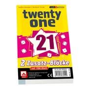 Twenty One - bloc de score