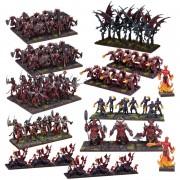 Kings of War - Mega Armée Forces des Abysses